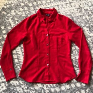 NY&Co dress shirt size small